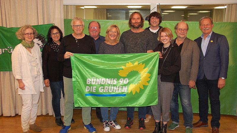 Gründung BÜNDNIS 90/DIE GRÜNEN Gochsheim-Weyer